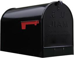 stanley galvanized steel black post