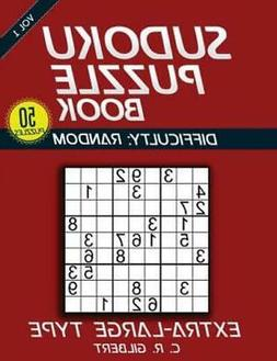 Sudoku Puzzle Book - Extra Large Type