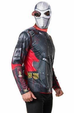 Suicide Squad Deadshot Adult Halloween Costume Kit wMask, FR