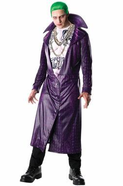 Suicide Squad Deluxe Joker Men's Costume, Joker Costume,PRIO