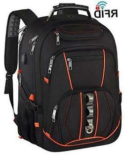 travel laptop backpack extra large 18 4