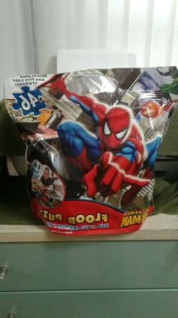 Ultimate Spider-Man 3' Floor Puzzle, 46-Extra Large Pieces F