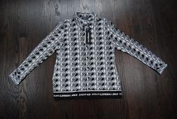 Karl Lagerfeld Paris Women's designer shirts in 2 prints $70